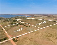 Tract 8 - Foss Lake Land for Sale - 78 Acres