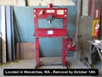 FARWEST IRON WORKS INC. - ONLINE AUCTION