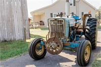 143+/- AC - 9 TRACTS - MACHINERY - EQUIPMENT - ANTIQUES & MO