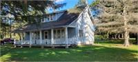 Real Estate Auction N2721 Hill Road Antigo, WI