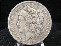 10/17/21 Sunday Auction - Coins, Collectibles, Art, Furn