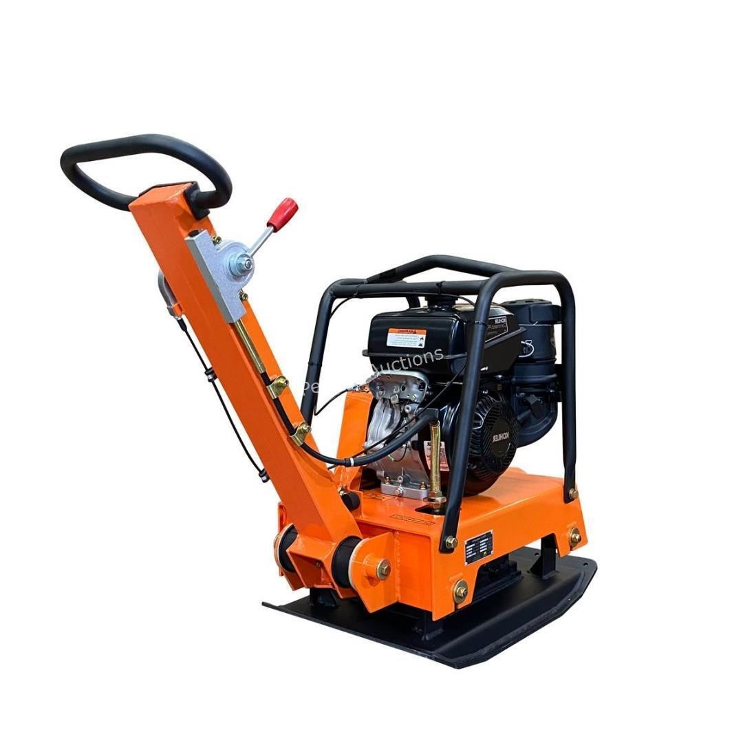 TMG-PC160K Reversible Plate Compactor with 9.5HP
